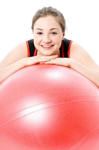 Фитбол упражнения для беременных