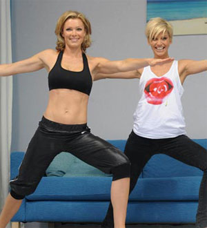 Комплекс упражнений для стретчинга