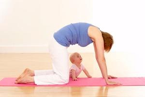 Йога и беременность 1