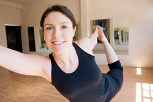 Йога - путь к гибкости и пластике