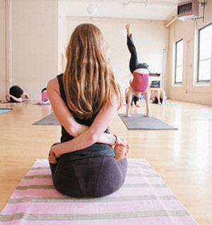 Йога против артрита