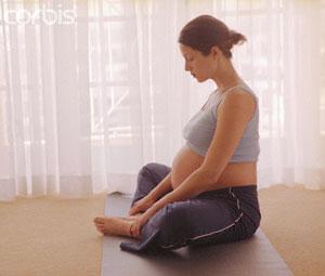 Йога - упражнения для беременных