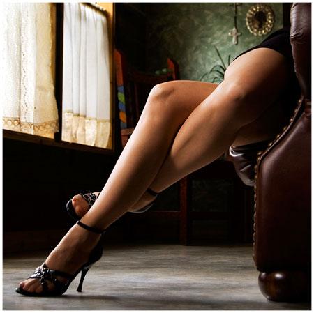 Упражнения для похудения - стройные ноги