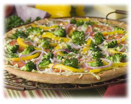 овощная пицца