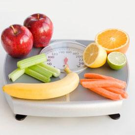 питание и потеря веса