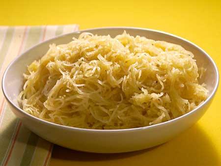 спагетти сквош