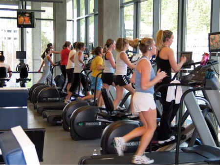 кардио фитнес центр