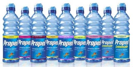 вода для фитнеса