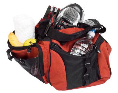 сумка для силовых тренировок