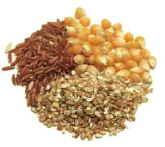 зерна каши