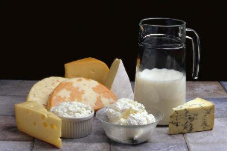 молочные белки
