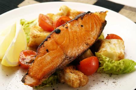 рыба белковая диета
