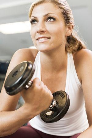 Силовые упражнения для начинающих