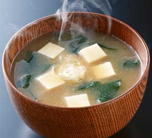 суп тофу