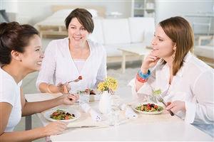 женщины и белковая диета