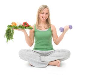 диета и упражнения