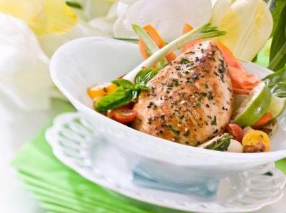рыба низкоуглеводная диета