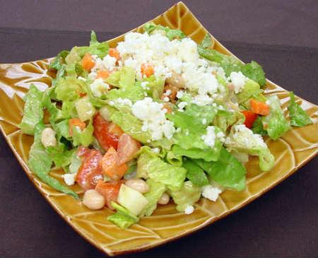 салат низкоуглеводная диета