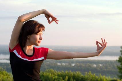 Упражнения тай-чи разминка