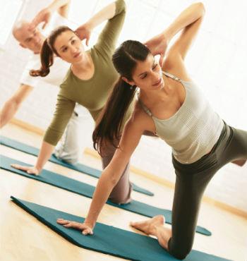 Тонизирующие упражнения пилатес