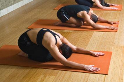 хатаха йога упражнения