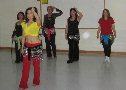 секреты восточных танцев